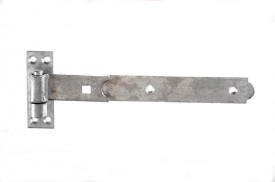300mm Straight Band & Hook Gate Hinges Galv Per Pair £8.60