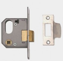Union 2332 65mm Oval Profile Mortice Nightlatch Case SCP £53.21