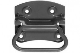 246 100mm Chest Handle Black £3.43