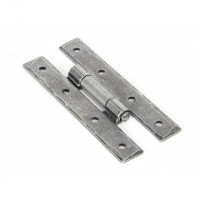 "Anvil 33399 3.1/4"" H Hinges in Pairs Pewter £16.43"