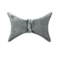 "Anvil 33687 3"" x 2\"" Butterfly Hinges per pair Pewter Patina £19.24"