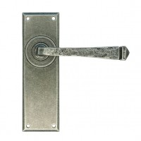 Anvil 33701 Avon Sprung Lever Latch Door Handles Pewter Patina £72.87