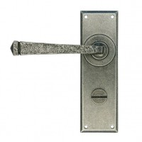 Anvil 33702 Avon Sprung Bathroom Lever Door Handles Pewter Patina £76.79