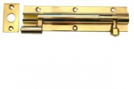 Barrel Bolt 150mm x 40mm Necked Brass £12.89