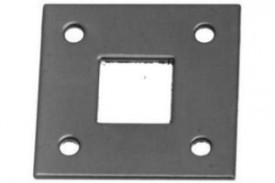 584 Flat  Plate for 16mm Square Bolt  Z/P £2.23