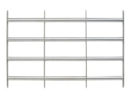 Abus Window Grill Expandable 700mm - 1050mm x 600mm FGI7600 £77.89