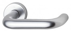 Hoppe 138S/42K (AR200S/10) Sprung 19mm Lever Door Handles on Rose SAA £20.84