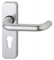 Hoppe 138S/267U (AR200S/15) Bathroom Lock Door Handles SAA £31.82