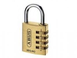 Abus 165/30C 30mm Combination Padlock £12.11