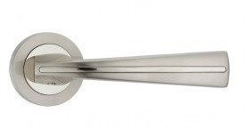 Door Handles on Rose Fortessa Monaco SNP/PNP £17.69