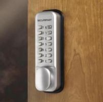 Securefast Digital Lock SBL320S Easy Code Change with Holdback SCP - £44.48 INC VAT