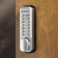 Securefast Digital Lock SBL320S Easy Code Change with Holdback SCP £44.39