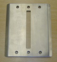 Jeflock Double Action Strike Plate SSS £33.00