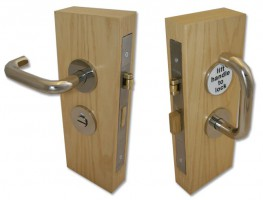 Jeflock Disabled Bathroom Lockset PSS £141.12