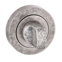 Old English Bathroom Turn & Release OE-WC-DS Distressed Silver £11.88