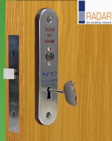 Radar Lock Set L/H PAA £214.05