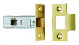 76mm Budget Tubular Latch Brass £1.40
