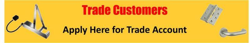 Trade customers apply here for an account.