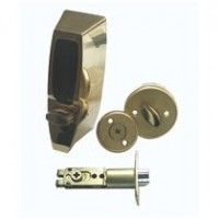Unican 7104 Digital Lock Brass £142.84