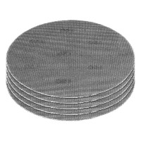 Trend AB/150/120M Mesh Random Orbital Sand Disc 150mm 120G 5pc £8.64