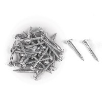 Trend Pocket Hole Screws PH/7X30/500 No7 x 30mm Fine Pack of 500 £13.21