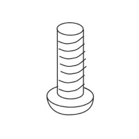 Trend WP-T4/085 Screw Self Tapping 4 x 20mm Pozi £0.84