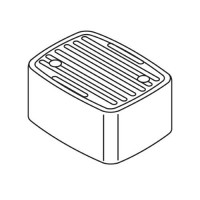 Trend WP-T5E/002 Top Vent Housing T5E £9.74