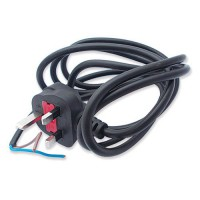 Trend WP-T4/021 2 Core Cable with Plug 230V UK T4EK £10.58