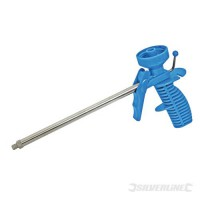 Silverline PU Foam Applicator Gun 200ml £8.04