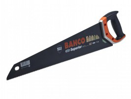 Bahco Superior Handsaw 550mm (22 in) 9tpi 2600-22-XT-HP £12.99