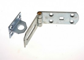 Crompton 200mm Hasp & Staple Z/P £8.03