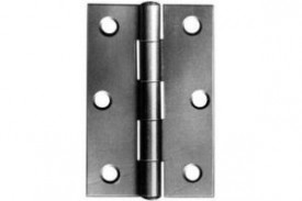 1838 50mm Butt Hinge Steel per Single £0.48