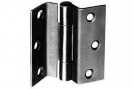 1951 63mm Stormproof Hinge Galv per Single £0.53
