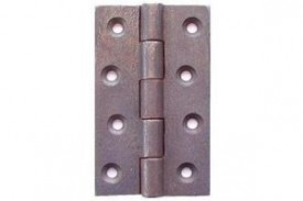 200 100mm Cast Iron Butt Hinge per Single £4.00