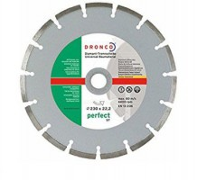 Dronco 230 x 22mm Diamond ST Stone Cutting Blade £14.92