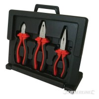 Silverline VDE Pliers Set 3pce £28.48