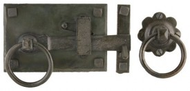 Anvil 33147L Cottage Latch Set Left Hand Beeswax £69.39
