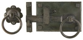 Anvil 33147R Cottage Latch Set Right Hand Beeswax £69.39