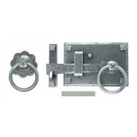 Anvil 33667 Cottage Latch Set Right Hand Pewter Patina £81.94