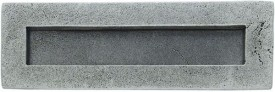 Anvil 33680 Letter Plate Large Pewter Patina £85.47