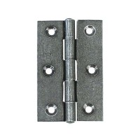 "Anvil 33692 3"" Butt Hinges in Pairs Pewter Patina £9.30"