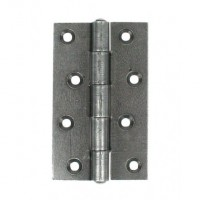 "Anvil 33693 4"" Butt Hinges in Pairs Pewter £12.59"