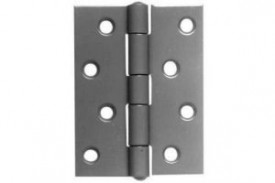 1838 100mm Butt Hinge Steel per Single £0.60