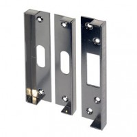 Securefast 13mm Rebate Set for Deadlock Satin £12.48