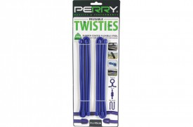 Twisties Reusable Twist Ties 450mm Pack of 4 £5.90
