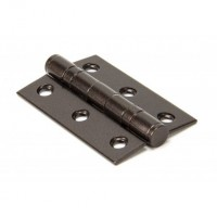 "Anvil 83976 3"" Ball Bearing Butt Hinges in Pairs Aged Bronze £23.84"