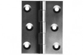 899 100mm Extra Strong Butt Hinge Zinc Plated per Single £4.64