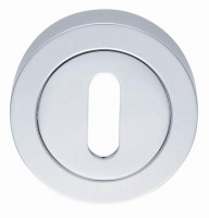 Carlisle Brass Standard Profile Escutcheon AA3CP Polished Chrome £8.40