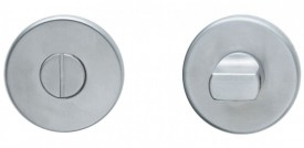 Hoppe EX42S (AR361/79) Bathroom Turn & Release on Rose NO INDICATOR G316 SSS £21.60