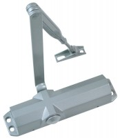 AR6800-SE Contract Door Closer Silver £32.65